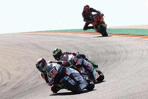 Duo Aspar Team Usung Misi Berbeda untuk Moto2 San Marino