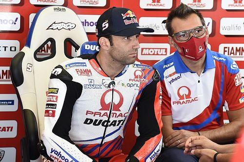 Zarco compte sur la puissance de la Ducati à Silverstone