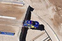 Ex-piloto da F1 sofre grave acidente no Nitro Rallycross
