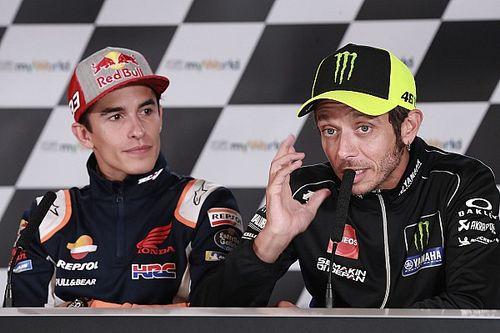"""Marquez: Rossi's appeal """"something unrepeatable"""" in MotoGP"""