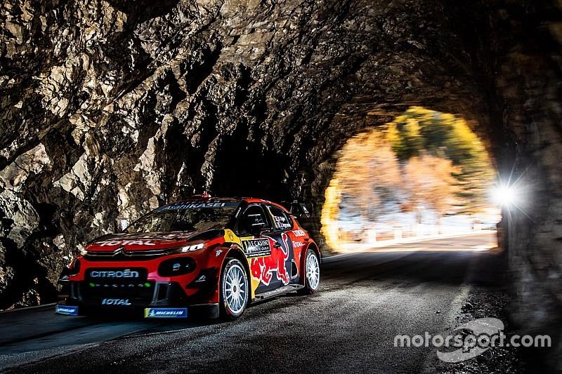 GALERÍA: lo mejor del inicio del WRC en Montecarlo