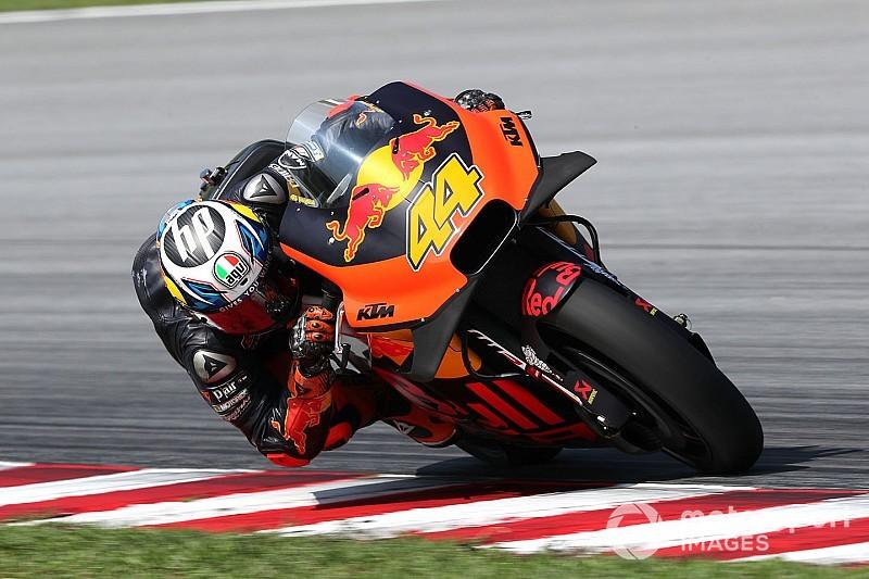 """Espargaro hails """"unbelievable"""" KTM race pace gains"""