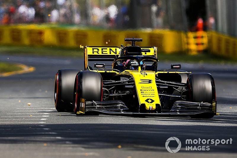 Prost espère voir l'union Ricciardo-Renault