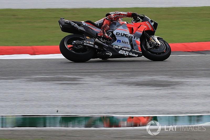 Tijdschema MotoGP Britse Grand Prix aangepast vanwege verwachte regen