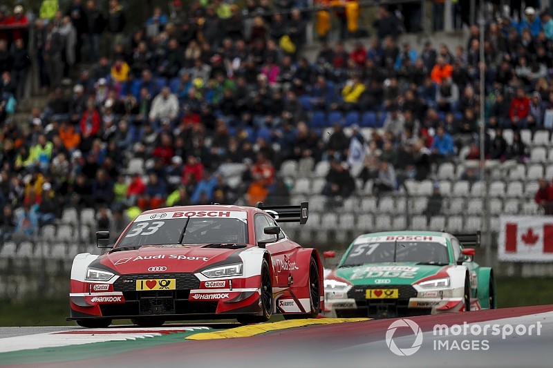 «Маніпуляція» Audi на Ред Булл Ринзі - це «наша провина» - Паффетт