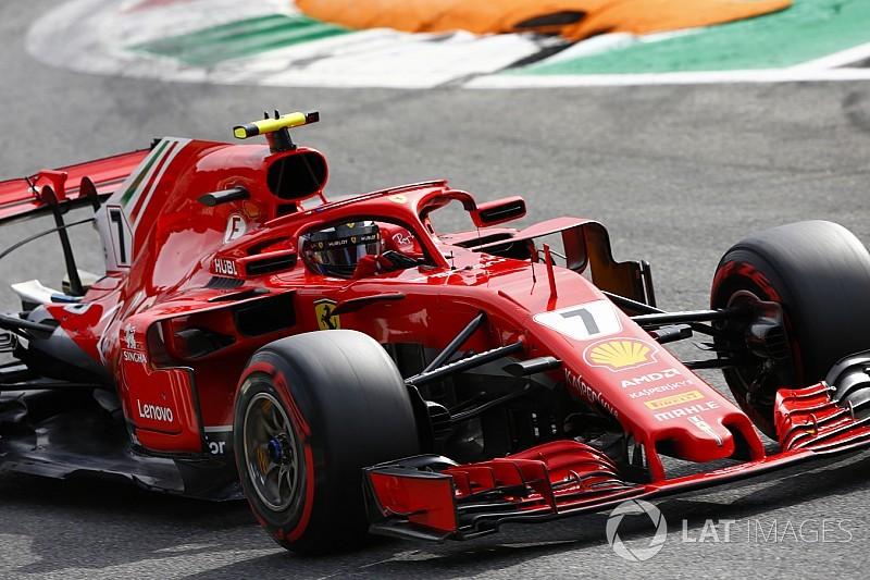 Räikkönen : une seconde marche pour le 100e podium en F1