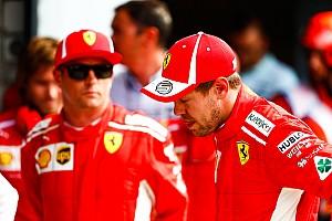 Dilemma Ferrari: lasciare Raikkonen libero o metterlo al servizio di Vettel oggi a Monza?