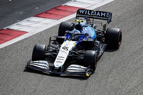 Williams lance ses essais hivernaux avec plusieurs évolutions