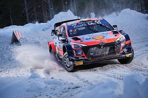 """Hyundai : Les règles hybrides du WRC en font une """"plateforme crédible"""""""