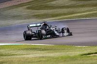 Report F1: anche Mercedes sbaglia, ma ci pensa Hamilton