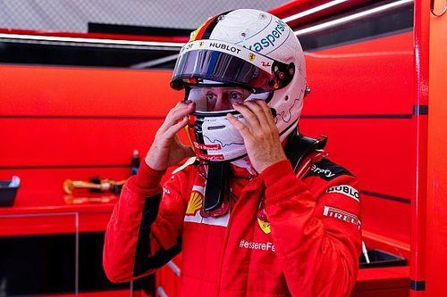 """Vettel: """"Mi aspettavo di avere più carico aerodinamico"""""""