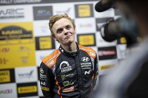 Reli Monza, Oliver Solberg Turun di Kelas Utama WRC