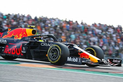 F1 United States GP: Perez leads FP3, Hamilton and Verstappen fastest laps deleted