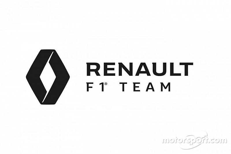 Команда Ф1 Renault змінила офіційну назву