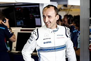 Kubica will be