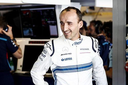 """Kubica mette in chiaro: """"Il punto non è entrare in Formula 1, sono qui per restare"""""""