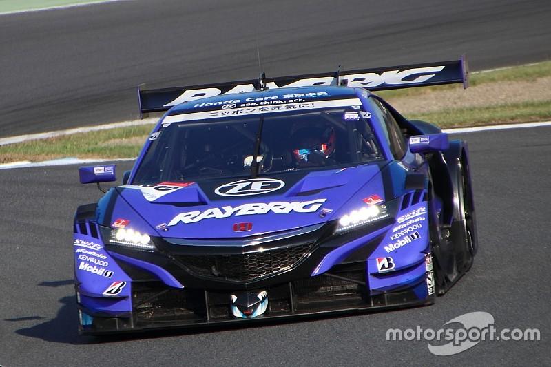 Баттон продолжит гоняться за Honda в Super GT