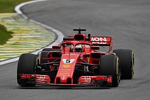 Vettel'in telsiz mesajındaki şakasına, gevşek vida neden olmuş