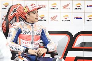 Marquez alami dislokasi bahu lagi