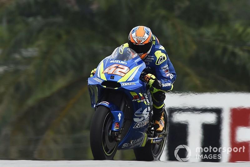 Гран Прі Малайзії: Найшвидшим у другій практиці став Рінс