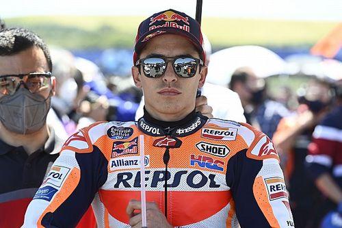 Marquez Tuntut Sirkuit Jerez Lakukan Perubahan