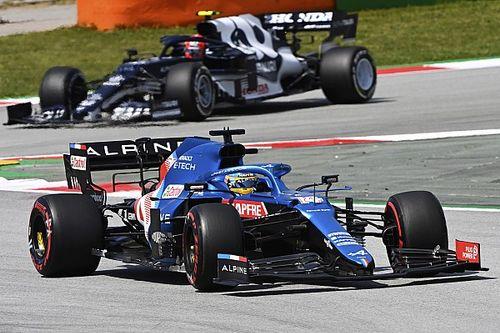 """Alonso a """"túlságosan optimista"""" taktikát okolja"""