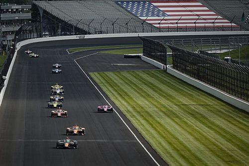 La IndyCar probará con el peso de sus motores 2023 en Indianápolis
