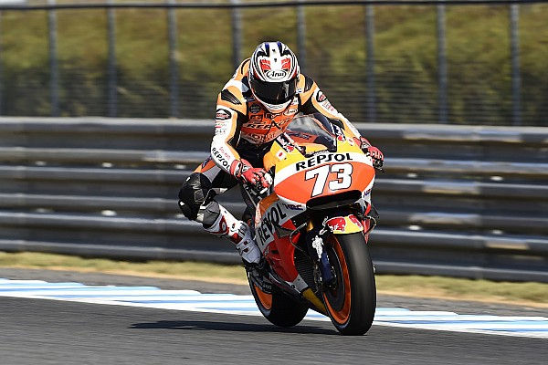 Aoyama returns as Pedrosa's stand-in at Sepang