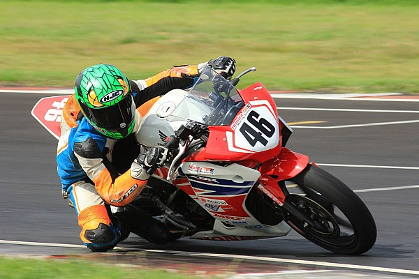 Other bike Chennai II Honda CBR 250: Kumar sees off Krishnan to secure two wins