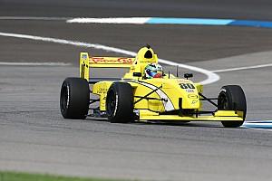 Pro Mazda Qualifying report Team Pelfrey dominates Pro Mazda qualifying