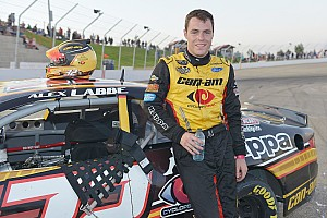 """NASCAR Canada Breaking news Alex Labbe: """"This new race is a good move for NASCAR Pinty's Series"""""""