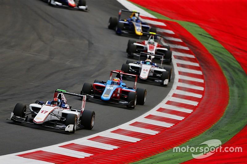 GP3 у Шпільбергу: Бошунг виборює нейимовірну перемогу у другій гонці
