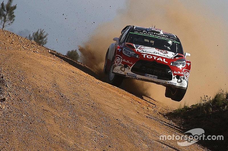 WRC Portugal: Meeke terus memimpin tapi Ogier mendekat