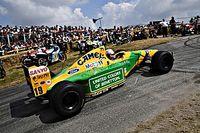 Könnyfakasztó legendás F1-es versenygépek mindenhol