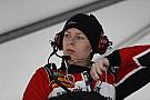 Le Mans Colpo Ebimotors: Christina Nielsen con Fabio Babini a Le Mans