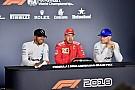 Azerbaijan GP: Post-qualifying press conference