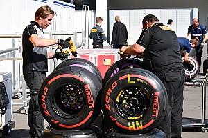 Формула 1 Новость Pirelli увеличит количество составов резины в 2018 году