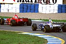 فورمولا 1 القصة الكاملة وراء لقاء شوماخر مع فيلنوف بعد سباق خيريز 1997 المثير للجدَل