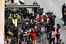 Тесты Ф1 в Барселоне: день первый. Онлайн
