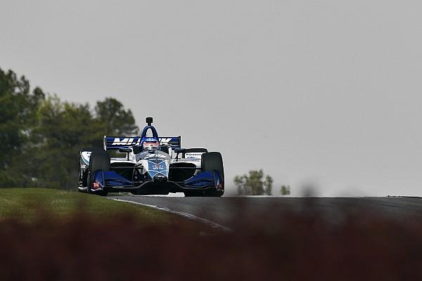 IndyCar 速報ニュース 佐藤琢磨「決勝はウエットコンディション、どうなるか見てみる」
