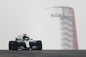 Formel 1 Trainingsbericht Formel 1 2017 in Austin: Hamilton hält Vettel auf Distanz