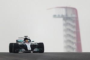 Хэмилтон стал лучшим в первой тренировке Гран При США, Хартли – 14-й