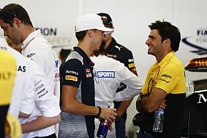 Forma-1 Beharangozó Sainz optimista, az ötödik hely a célja a konstruktőri tabellán a Renault-val