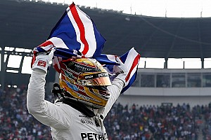 Fórmula 1 Relato da corrida Hamilton sofre, mas leva tetra no México; Verstappen vence