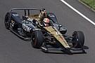 IndyCar James Hinchcliffe éliminé de l'Indy 500!