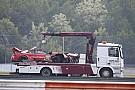 DTM Страшная авария Раста в DTM: видео