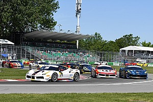 Ferrari Race report Ferrari Challenge leaves Montreal after action-packed weekend