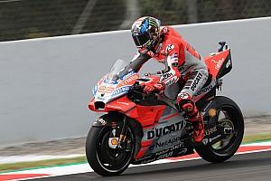 MotoGP Nieuws Lorenzo voelt zich in Barcelona