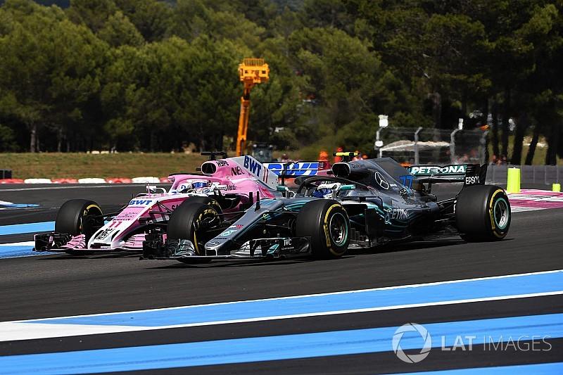 Perez engine failure had Mercedes worried