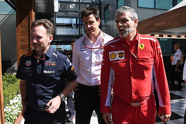 Formula 1 Breaking news Getting teams to agree on F1's future